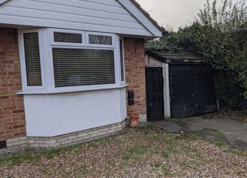 Thumbnail 3 bed detached bungalow to rent in Wraysbury Road, Staines