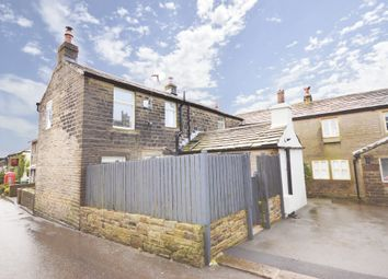 Thumbnail 2 bed end terrace house for sale in Towngate, Upperthong, Holmfirth