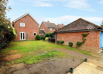 Thumbnail 3 bed detached house for sale in Tudor Court, Occold, Eye