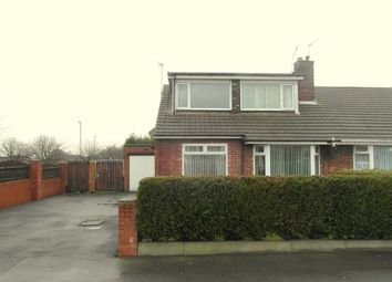 Thumbnail 3 bed bungalow for sale in Downend Road, Westerhope, Newcastle Upon Tyne