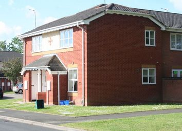 Thumbnail 1 bed property to rent in Parkside Way, Parkside Way, Rubery, Birmingham