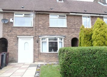 Thumbnail 3 bed terraced house for sale in Morcroft Road, Huyton, Liverpool