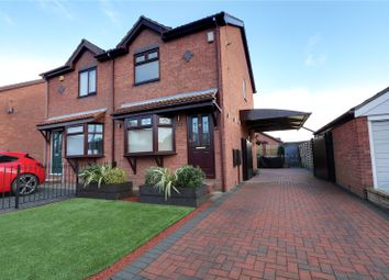 Thumbnail 2 bed semi-detached house for sale in Garbutt Close, Preston, Hull, East Yorkshire