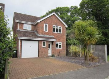 Thumbnail 4 bed detached house to rent in Lechlade Gardens, Bournemouth