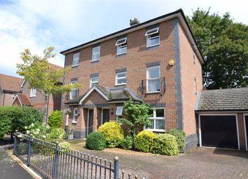 4 bed semi-detached house for sale in Dorneywood Way, Newbury, Berkshire RG14