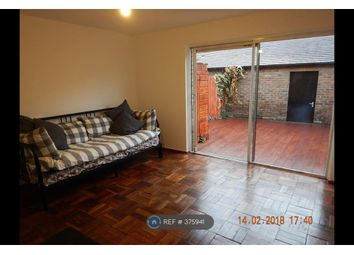 Thumbnail 1 bed flat to rent in Curtis Way, London