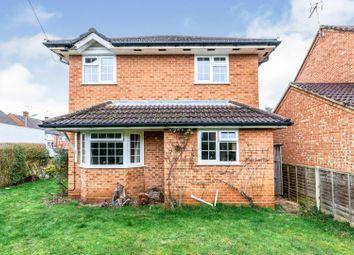 Baldwin Road, Burnham SL1. 4 bed detached house for sale