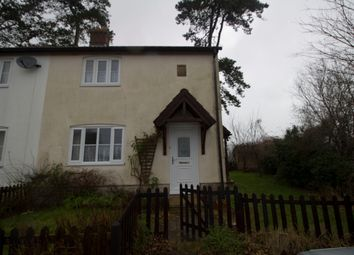 Thumbnail 2 bed semi-detached house for sale in White Cat Cottages, Horsington, Templecombe