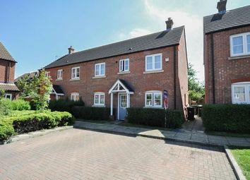Thumbnail 4 bedroom semi-detached house for sale in Bath Road, Eye, Peterborough