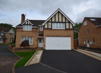 Thumbnail 4 bed detached house for sale in Florida Close, Great Sankey, Warrington