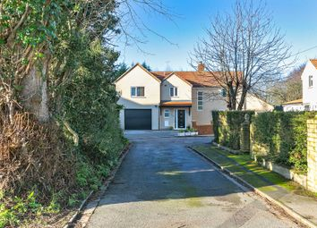 Thumbnail 5 bed detached house for sale in Calverton Road, Stony Stratford, Milton Keynes