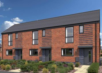 Thumbnail 1 bed terraced house for sale in Daedalus Village, Marine Parade West, Lee-On-The-Solent