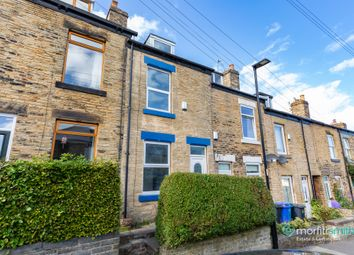 Thumbnail 3 bed terraced house for sale in Stannington View Road, Sheffield