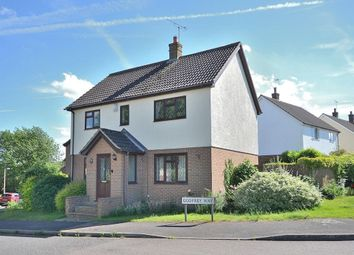 Thumbnail 3 bed detached house to rent in Godfrey Way, Dunmow
