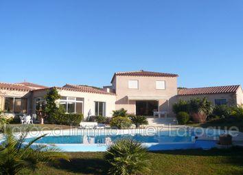 Thumbnail 3 bed villa for sale in Montesquieu-Des-Albères, Pyrénées-Orientales, Languedoc-Roussillon