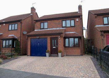 Thumbnail 3 bed detached house to rent in Woodsorrel Drive, Oakwood, Derby