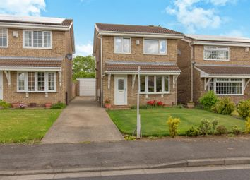 Thumbnail 3 bed detached house for sale in Beeford Close, Billingham