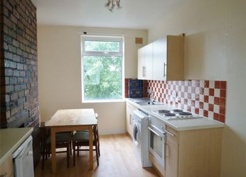 Thumbnail 1 bed flat to rent in Commercial Road, Skelmanthorpe, Huddersfield, West Yorkshire