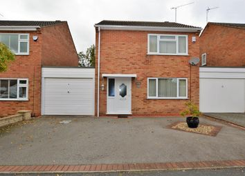 Thumbnail 2 bed detached house for sale in York Close, Glen Parva, Leicester