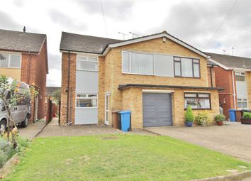 Thumbnail 3 bed semi-detached house for sale in Defoe Road, Ipswich