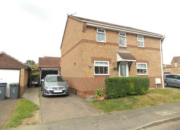 Thumbnail 2 bed semi-detached house to rent in Sudbourne Road, Felixstowe
