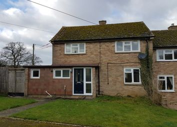 Thumbnail 3 bed semi-detached house for sale in Ingram Close, Great Wolford, Shipston-On-Stour