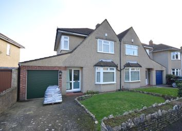 Thumbnail 3 bed semi-detached house for sale in Lockingwell Road, Keynsham, Avon