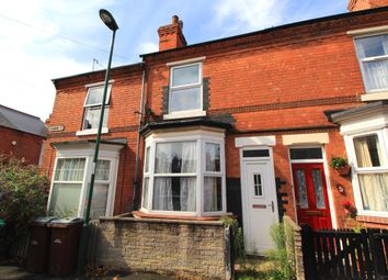 Thumbnail 3 bed terraced house for sale in Cannon Street, Sherwood, Nottingham