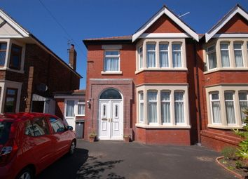 Thumbnail 3 bed semi-detached house for sale in St. Lukes Road, South Shore, Blackpool, Lancashire