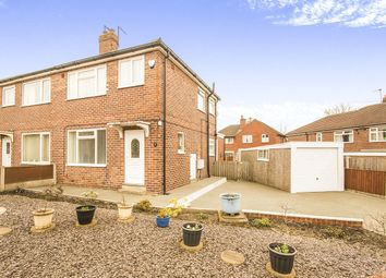 Thumbnail 3 bed semi-detached house for sale in Graham Walk, Gildersome, Morley, Leeds