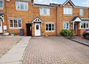 Thumbnail 2 bed mews house for sale in Waterdale Grove, Longton, Stoke-On-Trent