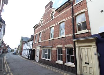 Thumbnail 2 bedroom flat for sale in Chapel Street, Wem, Shrewsbury