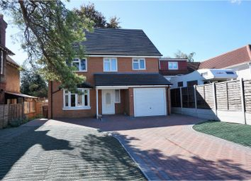 Thumbnail 4 bed detached house for sale in London Road, Gillingham