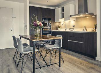 Thumbnail 1 bedroom flat for sale in Middlewood Locks, Lockside Lane, Salford