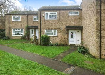 Thumbnail 3 bed terraced house for sale in Horton Walk, Ravensthorpe, Peterborough
