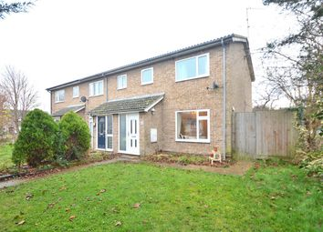 Thumbnail 3 bed end terrace house for sale in St Marys, Earith, Huntingdon, Cambridgeshire