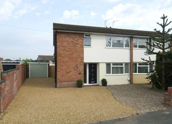 Thumbnail 3 bed semi-detached house for sale in Violet Road, North City, Norwich