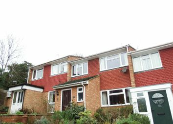 Thumbnail 3 bed terraced house for sale in Robin Hood Close, St. Johns, Woking
