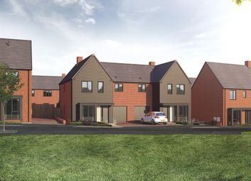 Thumbnail 3 bedroom semi-detached house for sale in Derby Road, Wingerworth, Chesterfield