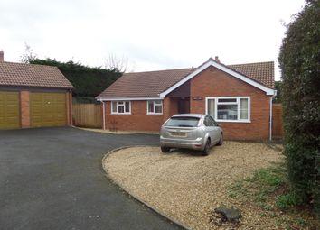 Thumbnail 3 bed detached bungalow for sale in Dunns Copse, Ledbury