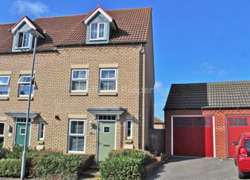 Thumbnail 3 bed terraced house to rent in Allen Road, Ely