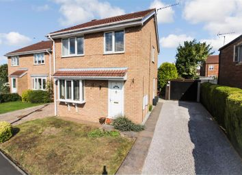 Thumbnail 3 bed detached house for sale in Bracken Road, Driffield