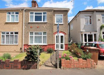 3 bed semi-detached house for sale in Wellington Road, Belvedere DA17