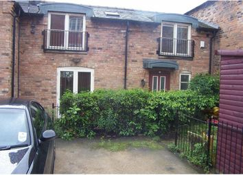 Thumbnail 2 bed property to rent in Nightingale Mews, Calvert Street, Derby