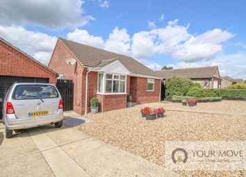 Thumbnail 3 bed bungalow for sale in Nicholson Drive, Beccles