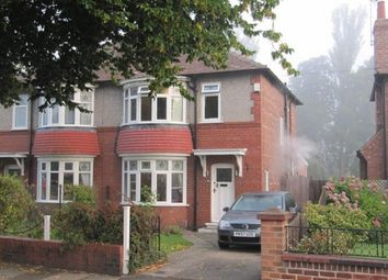 Thumbnail 3 bedroom semi-detached house to rent in Salutation Road, Darlington