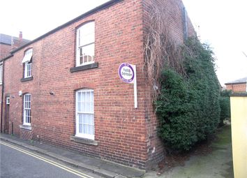 Thumbnail 1 bed terraced house to rent in Wellington Court, Belper