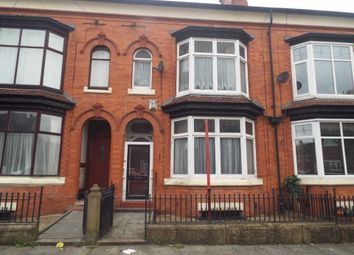 Thumbnail 4 bedroom terraced house for sale in Hermitage Road, Crumpsall, Manchester