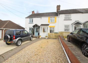 Thumbnail 2 bed terraced house for sale in Markham Road, Wroughton, Swindon