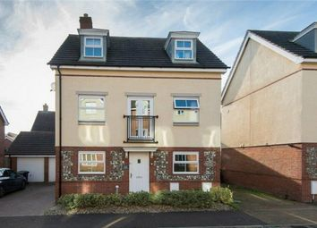 Thumbnail 4 bed detached house for sale in Dunnock Drive, Costessey, Norwich, Norwich, United Kingdom